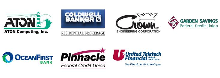 2016 and 2017 Eagle Sponsor Logos