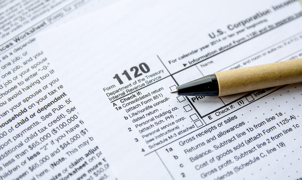 Corporate Tax photo