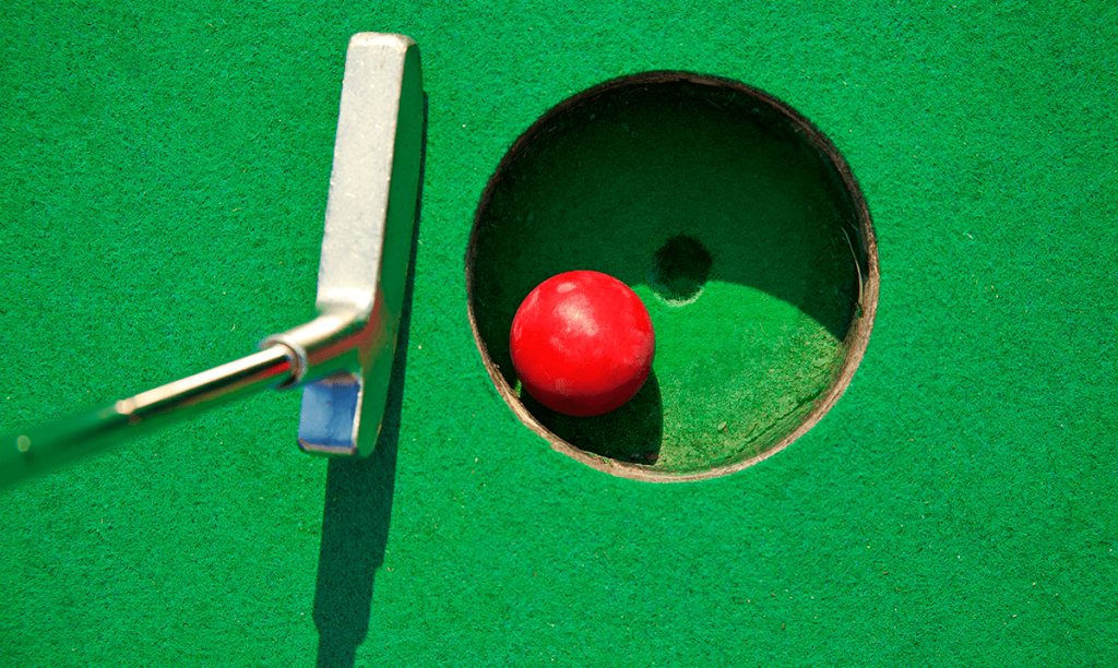 Curchin Group Mini Golf Tournament for Charity