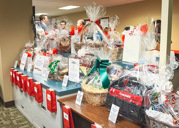 prize donations