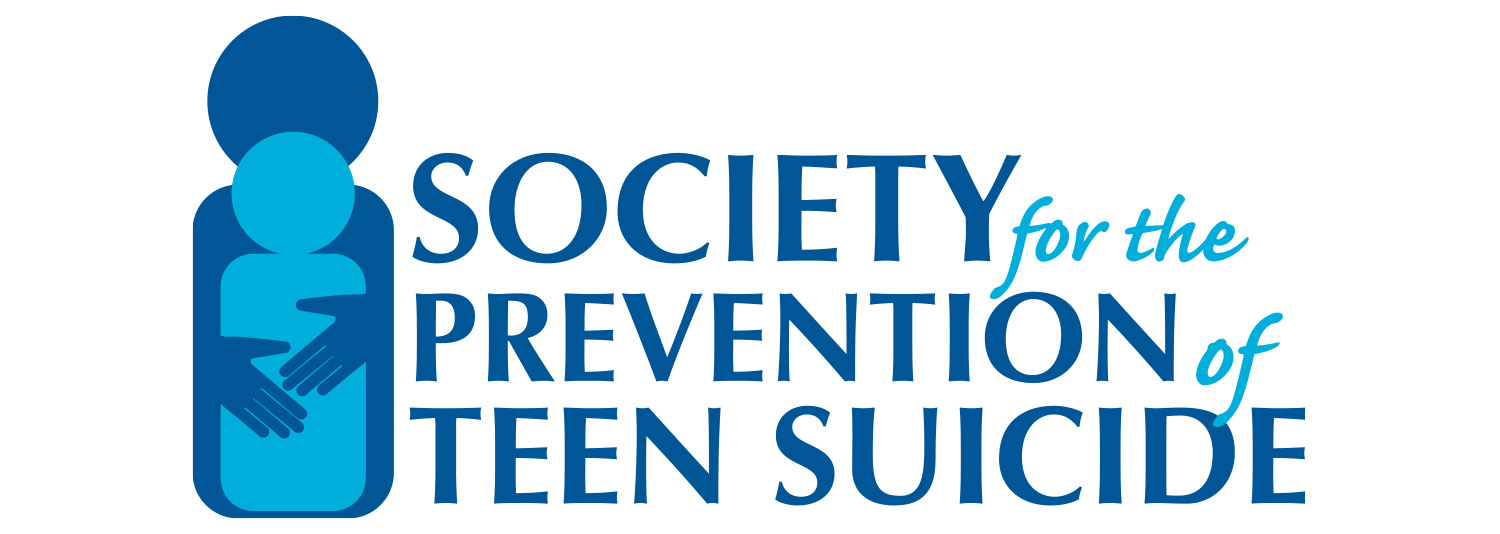 Society for The Prevention of Teen Suicide Logo